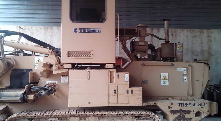 Tesmec TRS-950 SLO DG
