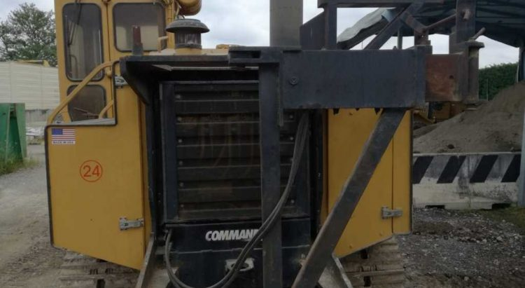Trencher Usato Vermeer T555