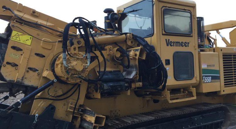 Vermeer-T558III