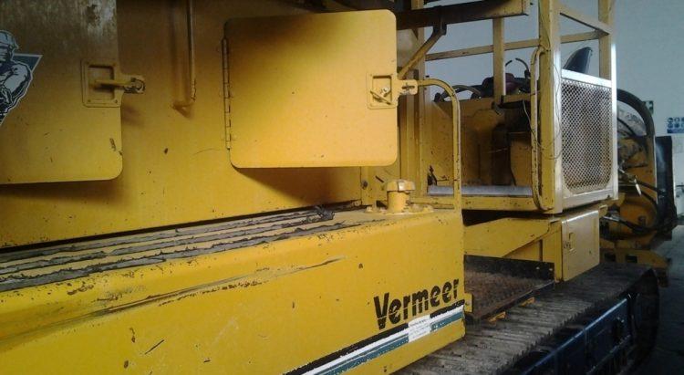 Vermeer T758