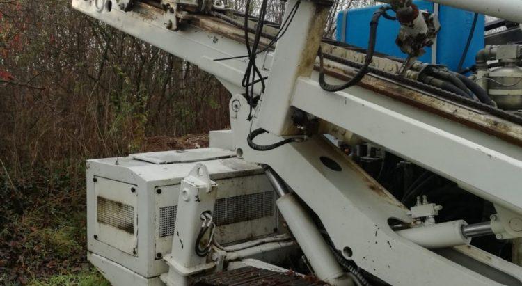 Perforatrice usata EGT DD2522.01