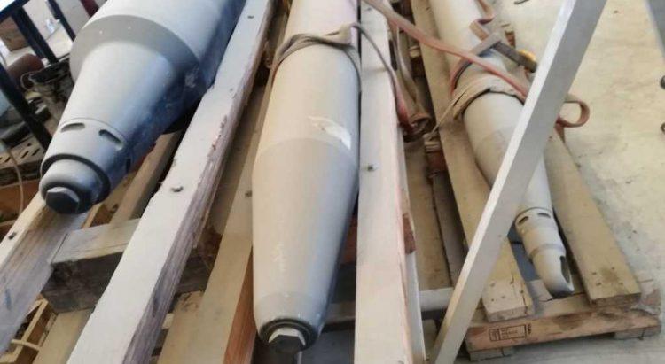 Perforatore pneumatico RTM 012